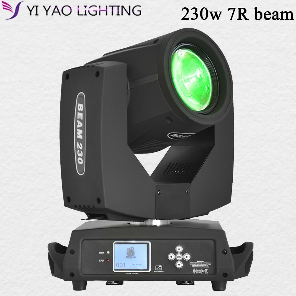230W Moving Head Light 230 Beam 7R Disco Lights for DJ Club Nightclub