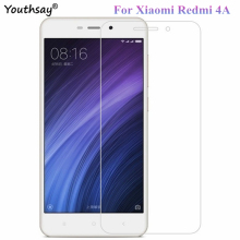 2PCS Glass Xiaomi Redmi 4A Screen Protector For Ultra-thin Tempered Protective Film 5