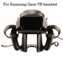 Виртуальная реальность 3D стекло гарнитура дисплей станция Держатель для Oculus Rift/samsung gear VR/htc VIVE/Pro Контроллеры кронштейн