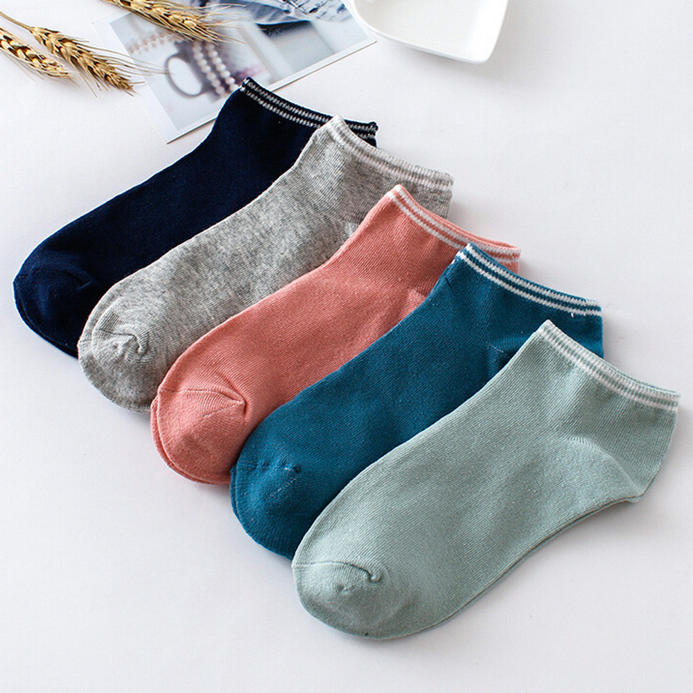ChamsGend womens socks Cotton trasparent Fashion Sock Comfortable Socks compression socks High Quality 180122 #11