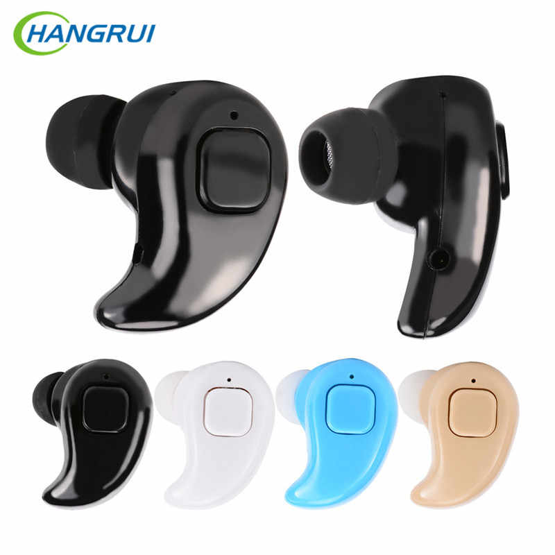 HANGRUI S530X Mini Wireless earphone HandsFree in ear Earphones Bluetooth Stereo Earbuds bass Bluetooth Headset fone de ouvido