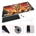Pattern DIY Custom Made Durable Gaming Anti-slip Silicone Mouse Pad World of Tanks oft Rubber Anti-slip Mice Play Mats