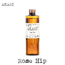 AKARZ Famous brand rose hip oil natural aromatherapy high-capacity skin body care  massage spa rose hip essential oil