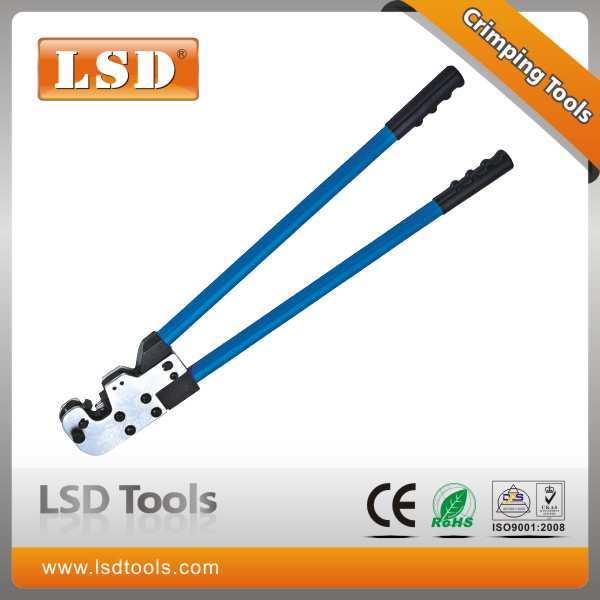 цена на Copper tube terminal crimping tool ST-80 for crimping non-insulated cable links 8-95mm2 cable lug crimping tool