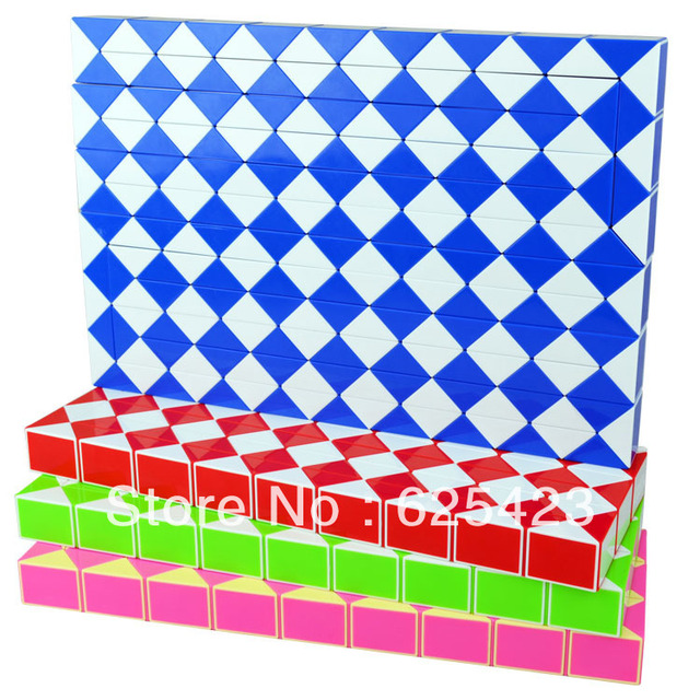 Hot Sale! Free Shipping High Quality Various Options Brain Teaser Magic IQ Cube Magic Cube Free Style Toy for Gift