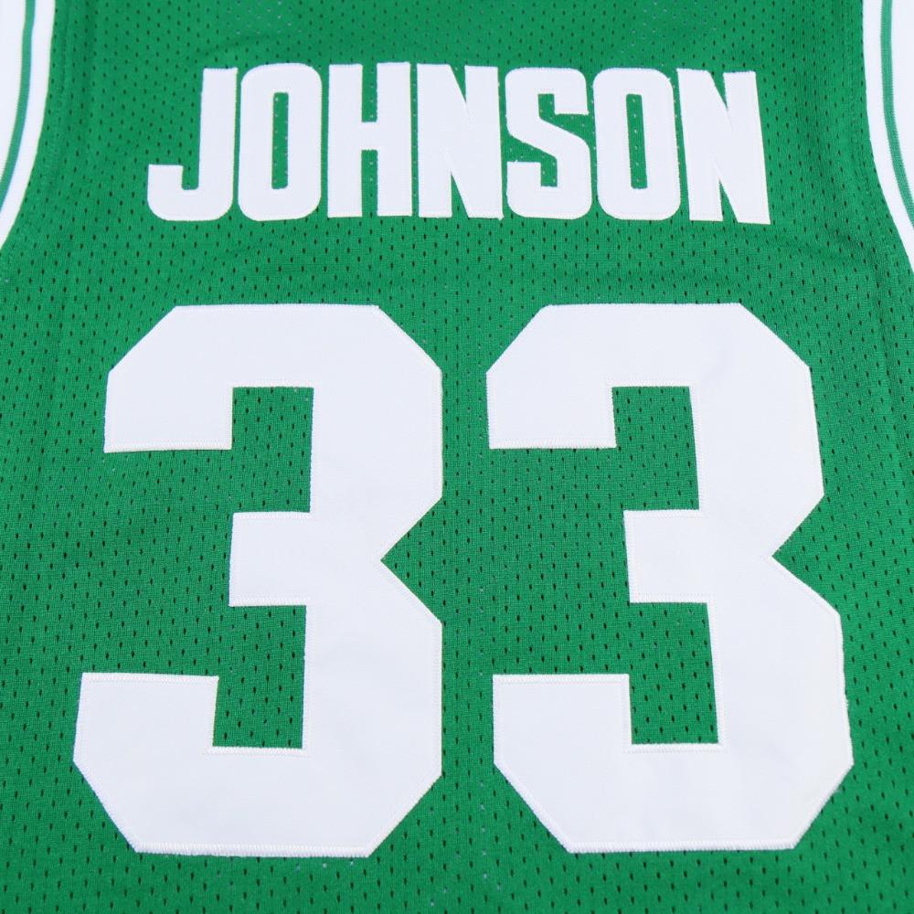 551711331 Magic Johnson College Jersey  33 Michigan State Spartans Basketball ...