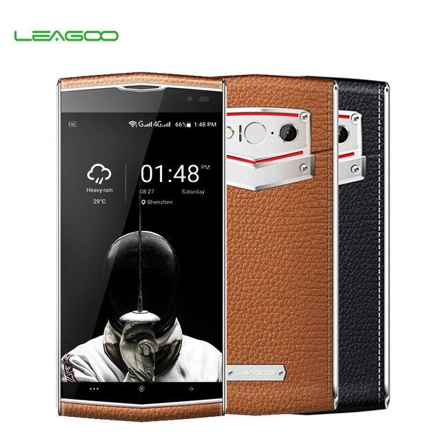 Оригинальный смартфон LEAGOO V1 с отпечатком пальца, 5,0-дюймовый экран, операционная система Android 5.1, процессор MT6753 восемь ядер, ОЗУ 3 Гб, постоянная память 16 Гб, мобильный телефон 4G, 3000 мА/ч