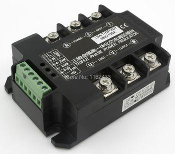 LSA-TH3P150Y Three phase AC 150A 380V solid state voltage regulator / power regulator module