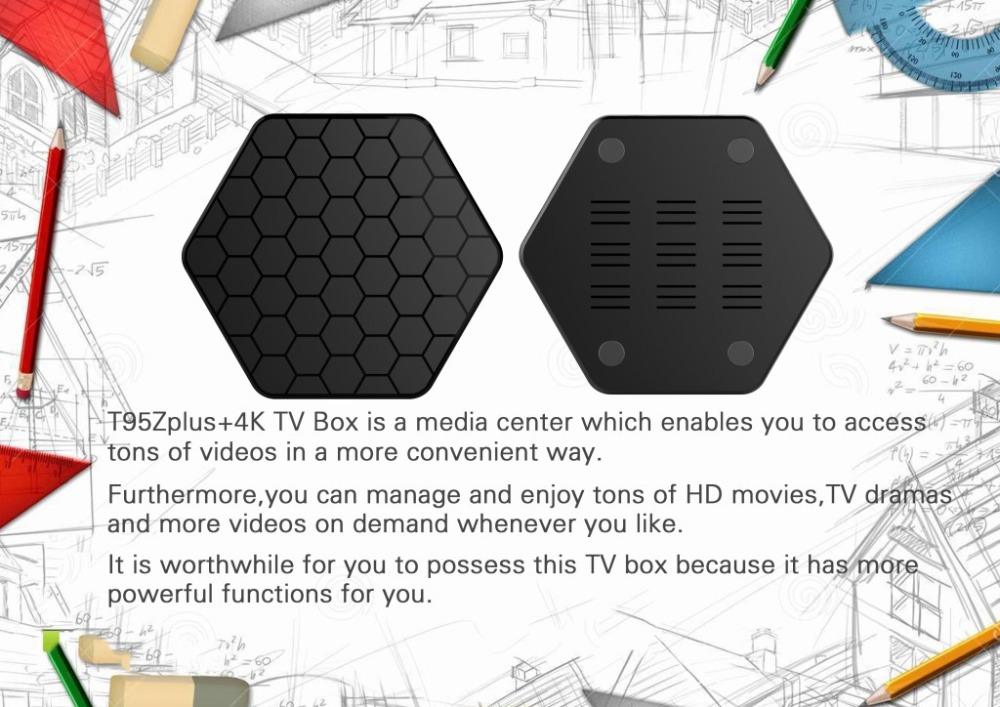 IPTV Portugal T95Zplus TV Box Android 7.1 Smart Media Player 3GB 32GB 1 Year IUDTV Code USA Sweden French Arabic IPTV Box (4)