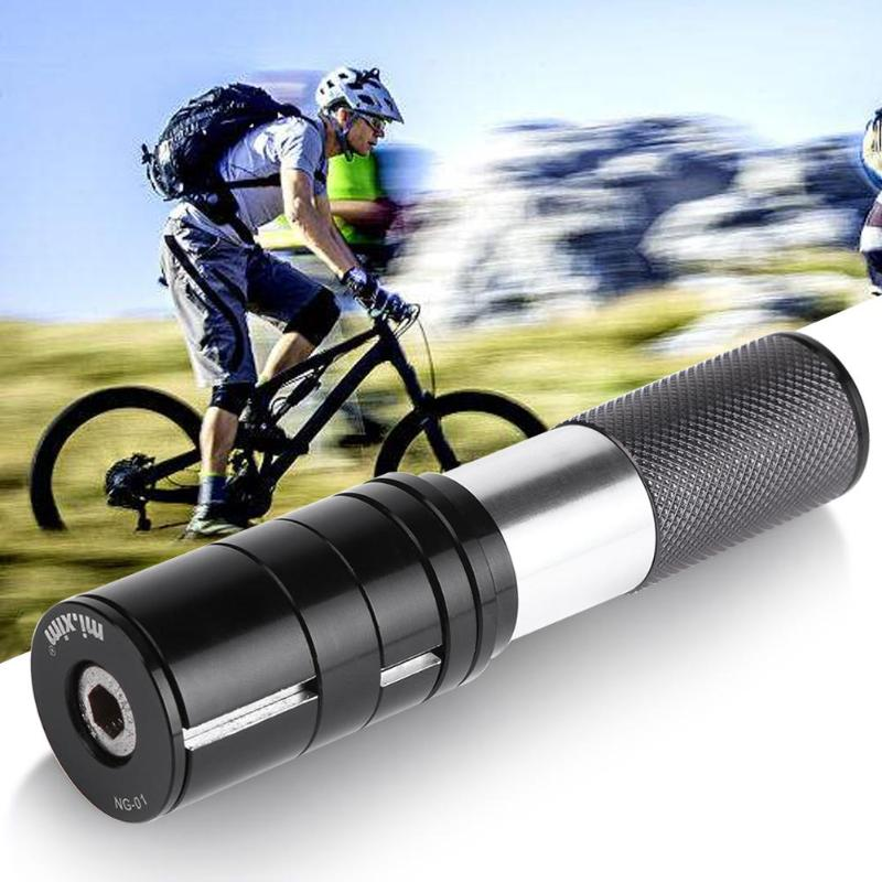Professional Bicycle Bike Handlebar Fork Stem Riser Bicycle Rise Up Extender Head Up Adaptor 28.6mm Bicycle Stem For MTB image