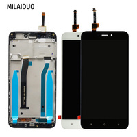 Original For Xiaomi Redmi 4X LCD Screen AAA Quality LCD Display Touch Screen With No Frame