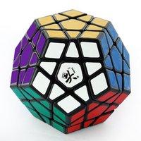 LeadingStar DaYan Megaminx I Velocità Magic Cube Senza Creste Nero Grande Educational Puzzle Tortuoso Giocattolo per I Bambini zk25