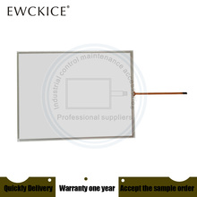 NEW N010-0554-X266-01 N010-0554-X266/01 N010-0554-X266 01 HMI PLC touch screen panel membrane touchscreen