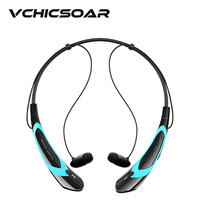 VCHICSOAR HBS 760 Sport Running Bluetooth Earphones Wireless V4 0 Headset Stereo Neckband Headphones With Mic