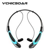 VCHICSOAR HBS 760 Sport Running Bluetooth Earphones Wireless V4 0 Headset Stereo Neckband Headphones With Mic