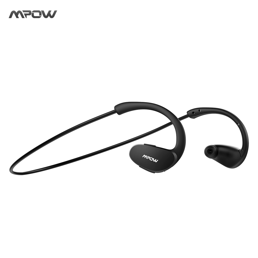 Original Mpow Cheetah MBH6 Bluetooth Headphones 4.1 Wireless Portable Earphone AptX Stereo Sport Earphone w/ Mic for Smartphones бур для льда ada 150х1000мм ice drill а00276