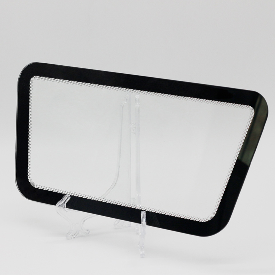 Image 3 - 38*19.5cm Car Window Film Display Front/Back Windshield Glass Rear Screen Windscreen Model For Window Foil Displaying MO B5-in Paint Protective Foil from Automobiles & Motorcycles