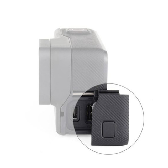 Waterproof USB-C HDMI Door Repair Part for GoPro Hero 5 Part Black Replacement Side  sc 1 st  AliExpress.com & Waterproof USB C HDMI Door Repair Part for GoPro Hero 5 Part Black ...