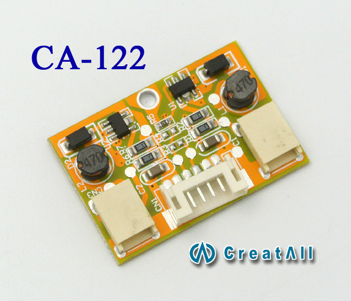 CA-122 Dual-port LED Constant Current Dual-lamp LED LED Drive Power 9.6V Output Constant Current Source