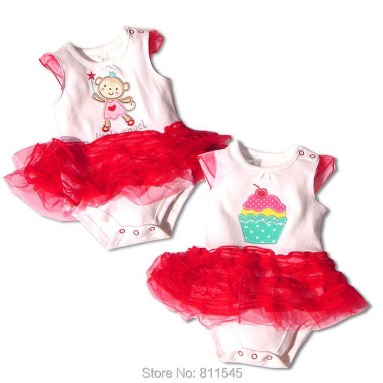 One Piece Cake Lace Petti Romper Dress for Girl Jumper Baby Coverall Summer New Born Infant Outfits Bebe Clothing Wear