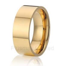 Professional and reliable jewlery wholesaler the most affordable prices promise wedding rings unisex