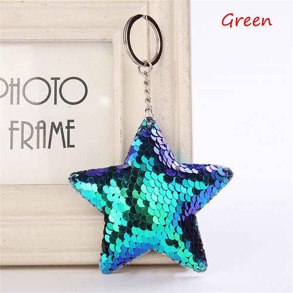 Новая модная Русалка сумка с блестками кулон 1 шт. звезда форма шаблон женские подвески для дамской сумочки Сумка Аксессуары дети лучший подарок