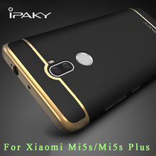Xiaomi mi 5s case Original iPaky Brand Luxury Slim xiaomi mi5s plus case 3 IN 1 PC Hard Cover For xiaomi mi5s cover cases