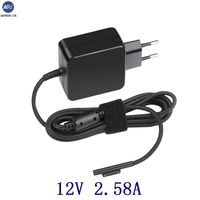 For Xiaomi Air 13 Inch 12 5 For Microsoft Surface Pro 3 4 AC Adapter 36W