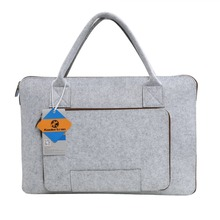 2016 New Laptop Sleeve Bag Case Carrying Handle Bag 15.6 Inch For Apple Dell Notebook Netbook PC