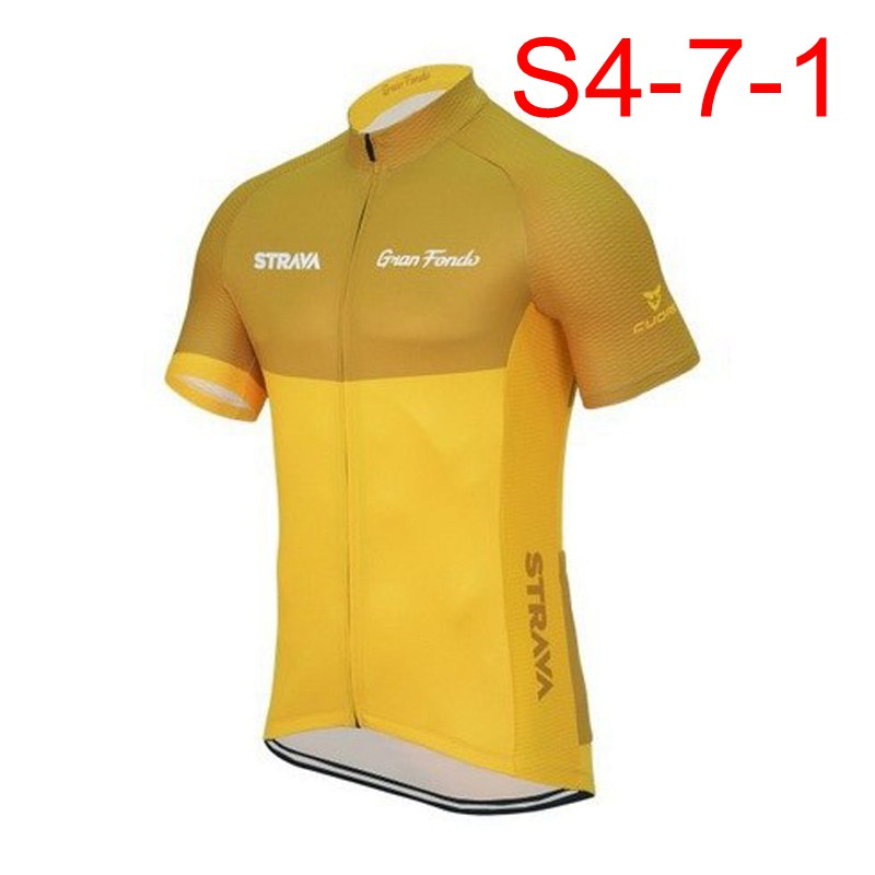 ALI shop ...  ... 32965819670 ... 2 ... 2018 STRAVA Men short sleeve cycling jerseys Cycling jerseys mtb cycle bike only shirt cycling clothing Maillot Ciclismo K122409 ...