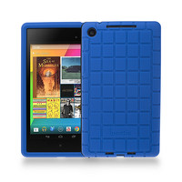 Silicone Protective Case Cover For Google Nexus 7 FHD 2nd Gen 2013 Android Tablet Poetic