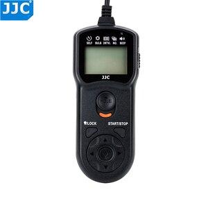 Image 2 - Многофункциональный пульт дистанционного управления JJC с таймером для Fujifilm, X100V, GFX50S, для моделей Fujifilm, X100V, GFX50S, для моделей XF10, XT20, XT100, X100F, как и в случае использования с устройствами на принтере, и в качестве X T100.