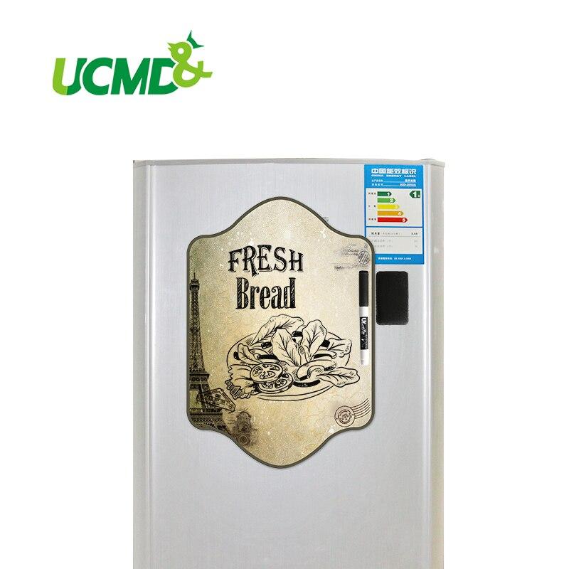 Trocken Abwischbaren Magnete Whiteboard für Kühlschrank Magnettafel ...