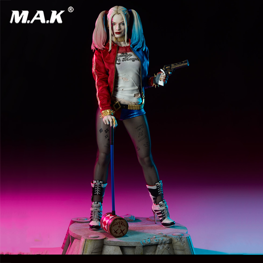 19 inches 300656 Harley Quin figure Suicide Squad   Full set Action Figure Toy for Collection