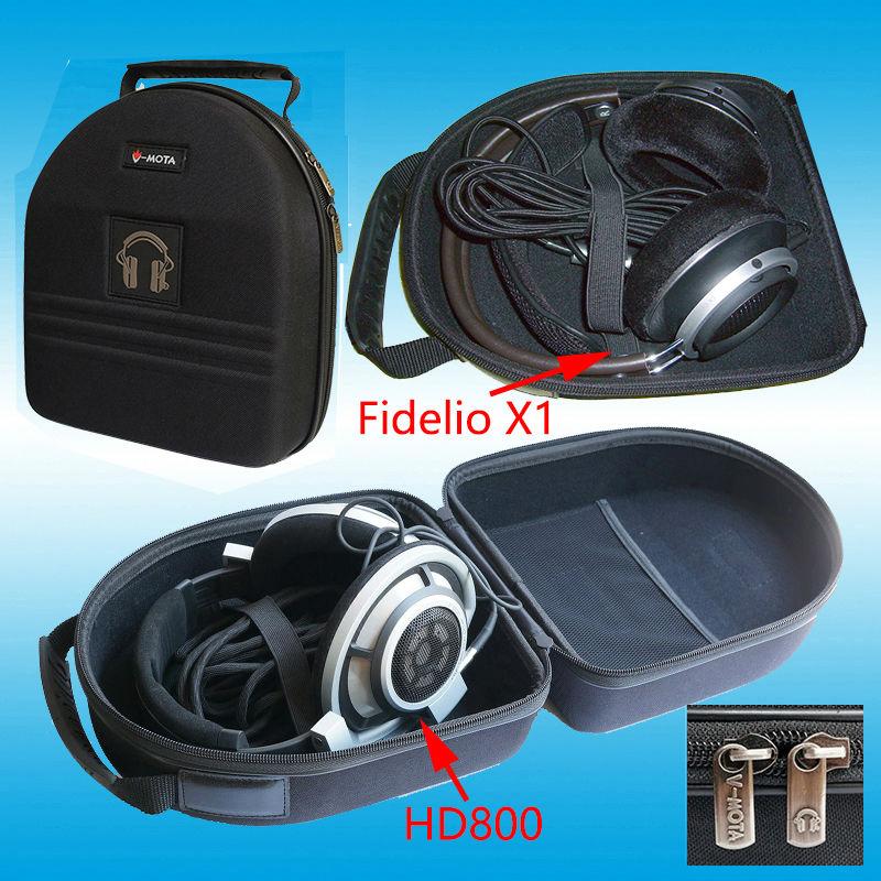 Vmota Kopfhörergehäuse für Philips Fidelio X1 / FidelioX2 und - Tragbares Audio und Video