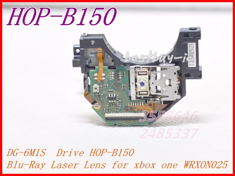 B150 B 150 Optical Pick up Replacement Original Laser Lens HOP-B150 For Xbox One/Xboxone/Microsoft Official Bluray