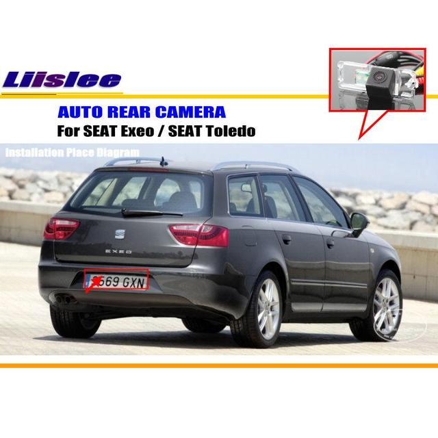 Liislee Reverse Parking Camera For Seat Exeo Seat Toledo Rear