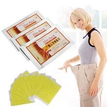 100 шт./лот,, пластырь для похудения, наклейка для похудения, сжигания жира, похудения, диетические продукты, забота о здоровье, массаж