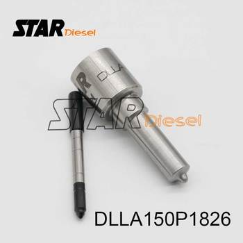 Common Rail Fuel Injector Nozzle DLLA150P1826 (0 433 172 114) DLLA 150 P 1826 (0433172114) for 0 445 120 160 0445B29370 image