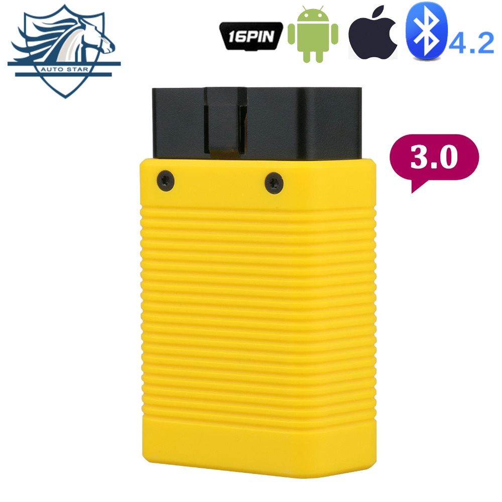 LAUNCH EasyDiag 3.0/Plus Bluetooth OBDII Code Reader Diagnostic Scanner Tool for Android X431