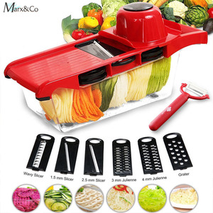 Vegetable Slicer Mandoline Cut
