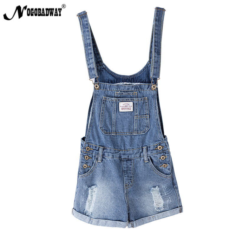00ef3be21ee Short Denim Jumpsuit Rompers For Women Summer Jeans Overalls Casual Shorts  Playsuits Slim Dungarees Femme 2018 New-in Rompers from Women s Clothing on  ...