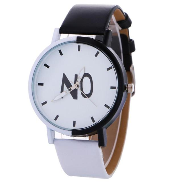 Malloom watches women fashion watch 2018 unisex watches leather Band ladies Wris