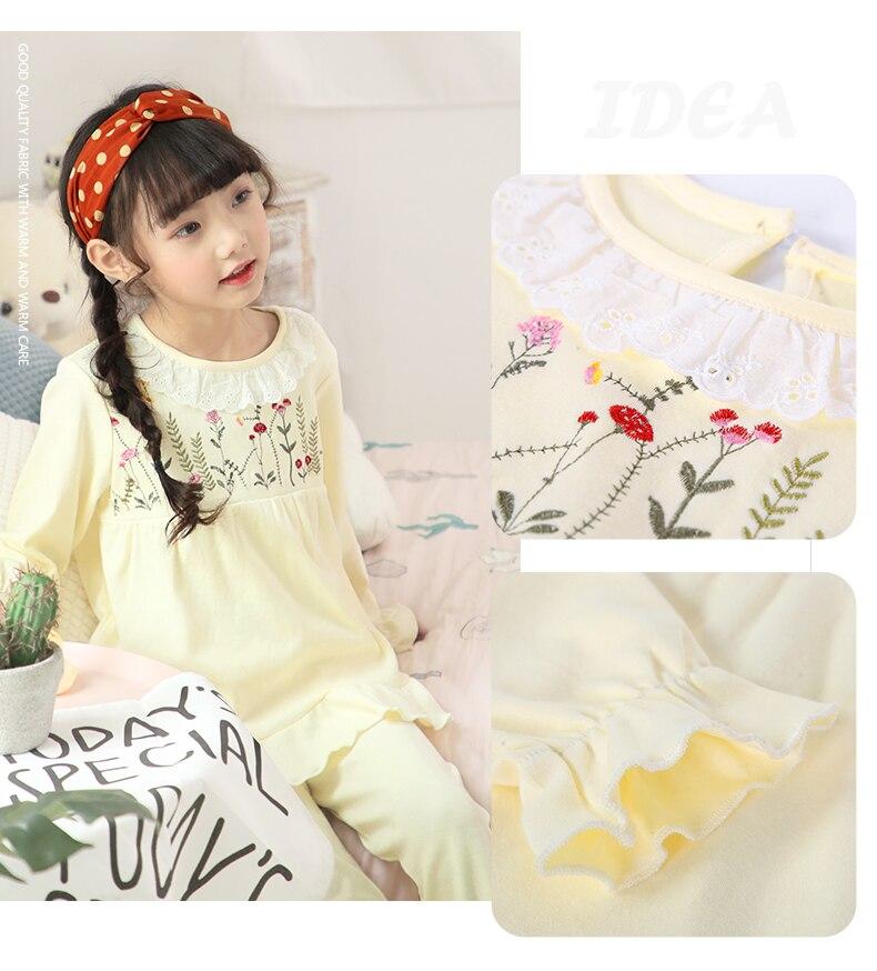 Girl Pajama Cotton 11