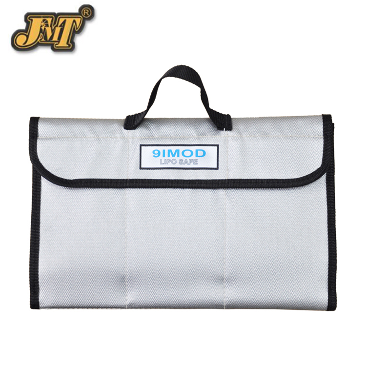Multifunctional Large Safety Bag Lipo Battery Explosion-proof Safe Bag  Charge Sack 305 * 200mm explosion proof lithium battery bag case 220 180 mm
