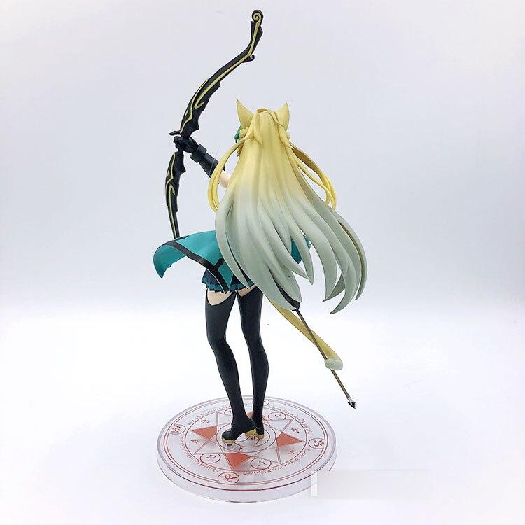 22cm anime japonês figura original destinoapócripha atalanta