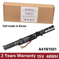 KingSener Korea Cell A41N1501 Laptop Battery For ASUS GL752JW GL752 GL752VL GL752VW N552 N552V N552VW N752