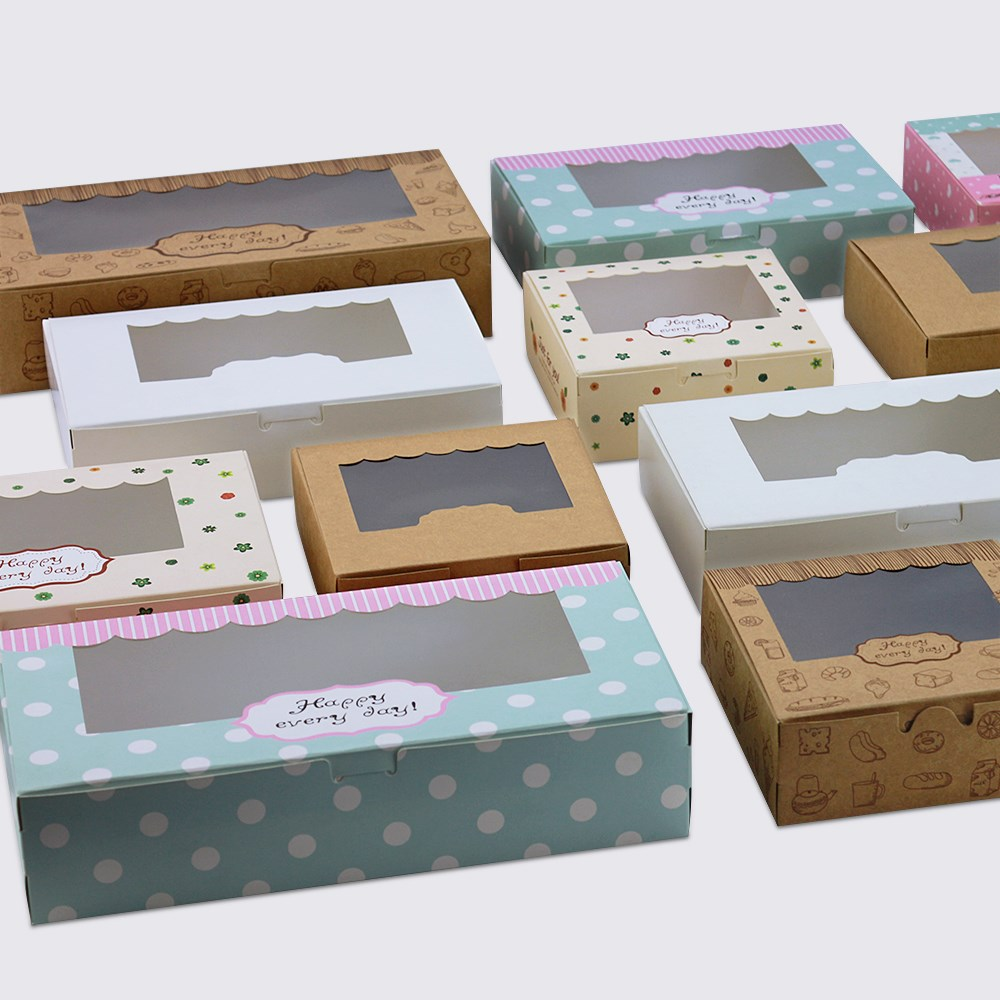Worldwide Delivery Gift Box Packaging Window In Nabara Online