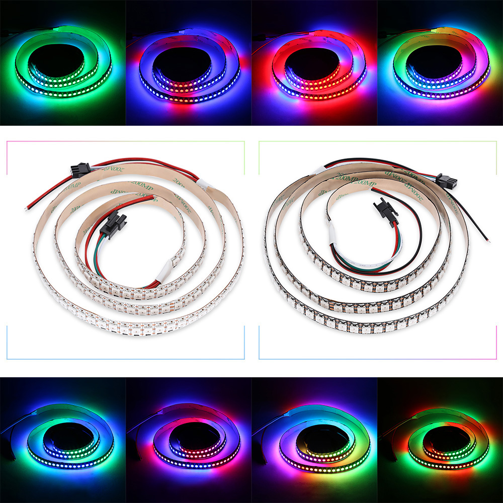 2017 hot selling led strip rope light 144 leds rgb colorful dimmable 2017 hot selling led strip rope light 144 leds rgb colorful dimmable flexible flat led strips for indoor outdoor diy led lights in led strips from lights aloadofball Gallery