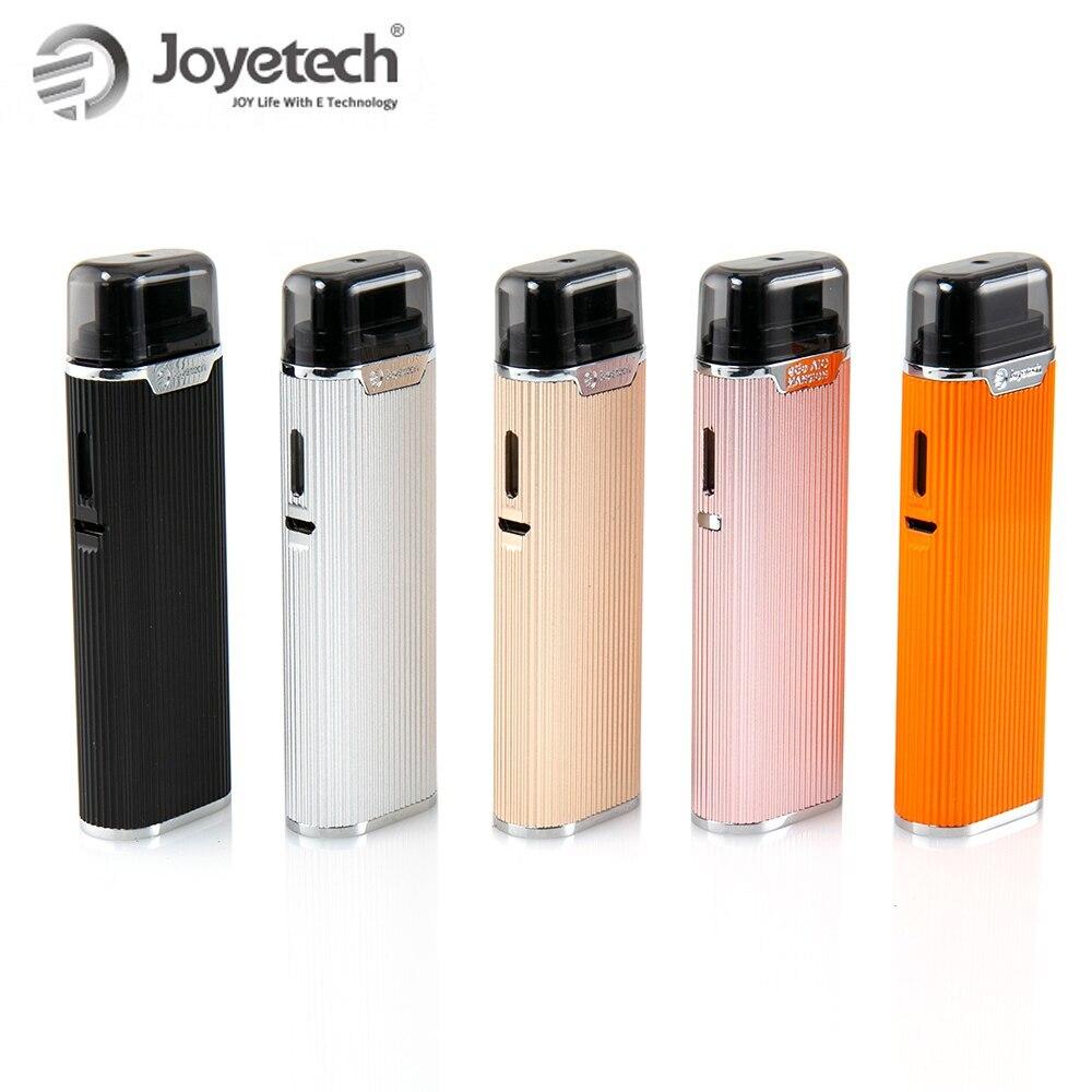 Original Joyetech eGo Kit AIO Mansão cartucho de Sistema 1300mAh bateria embutida 2ml pod Pod bf ss316 bobina eletrônica cigarro